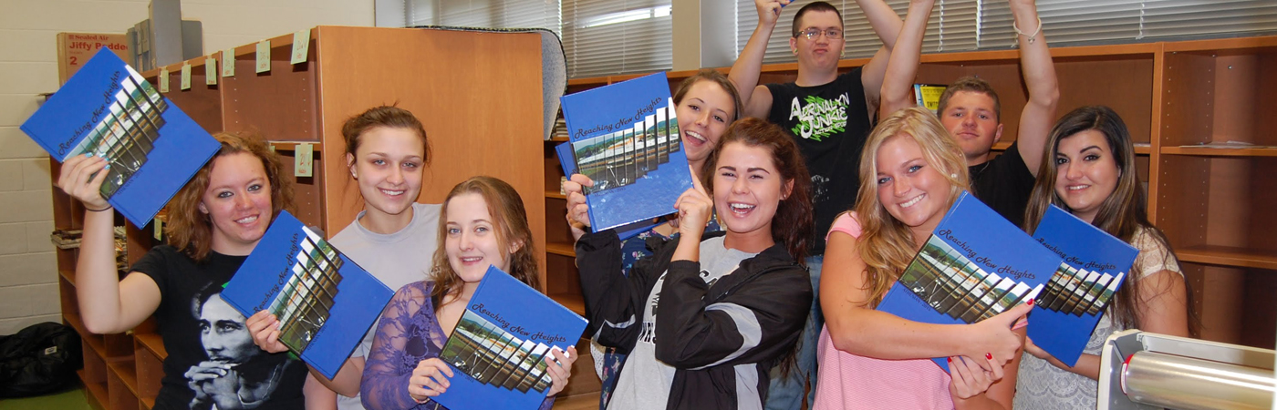 The 2016 Yearbook is now on sale!